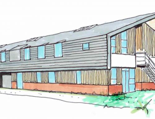 Nieuwbouw hospice in Zoetermeer