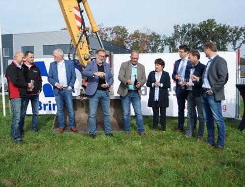 Haafkes bouwt Brink XL in Enter