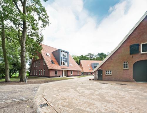 Restauratie en nieuwbouw Zorgboerderij 'Het Eulderink', Enschede