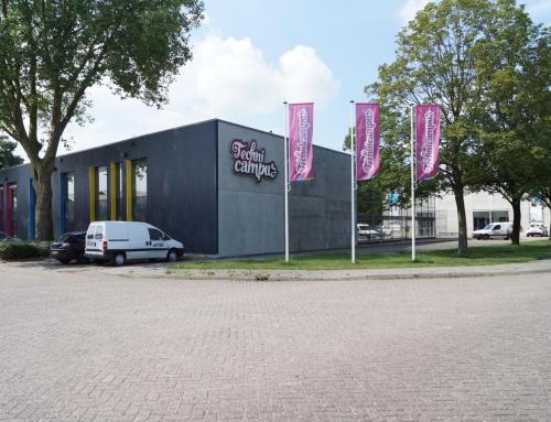 Uitbreiding en verbouwing Technicampus, Deventer