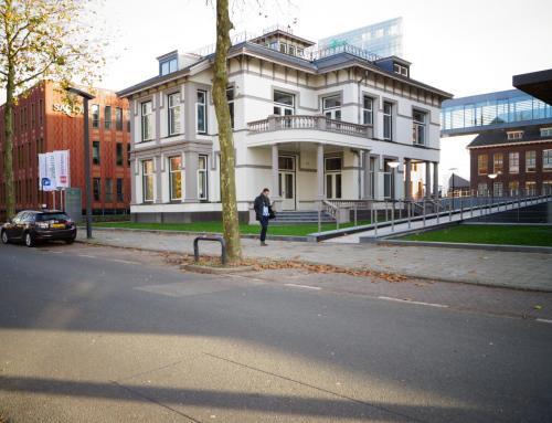 Renovatie Villa Serphos, Enschede