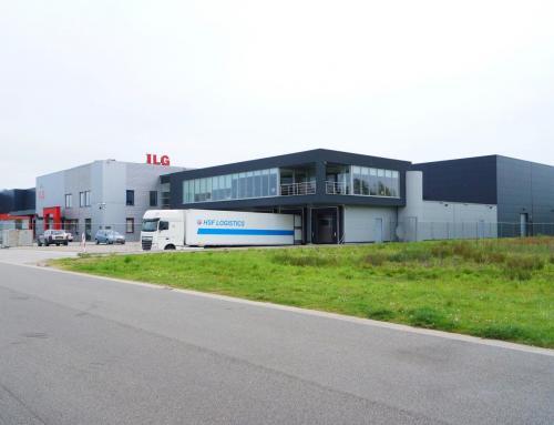 Uitbreiding ILG, Enschede