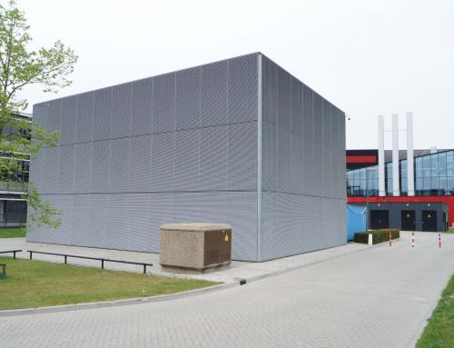 Nieuwbouw Koelgebouw 2 Universiteit Twente, Enschede