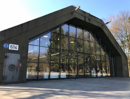 Verbouwing hangar Technology Base Twente, Enschede