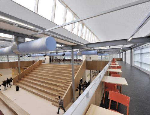 Nieuwbouw Twickel College, Hengelo