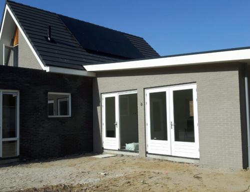 Nieuwbouw woonhuis, Groesbeek