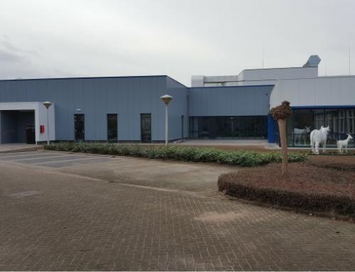 Nieuw- en verbouw laboratorium Qlip, Zutphen
