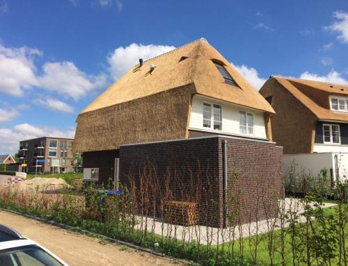 Nieuwbouw 2 villa's, Blaricum