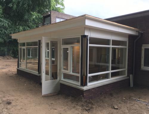 Uitbreiding en renovatie bungalows Het Spijk, Eefde