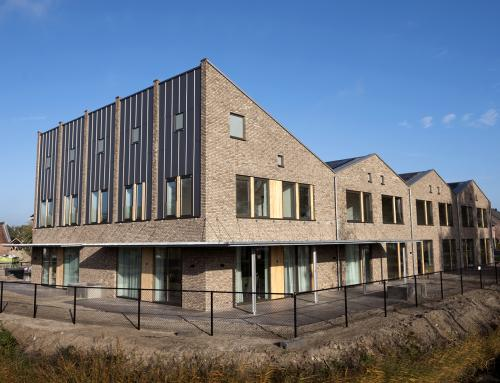 Nieuwbouw Het Gastenhuis, Vleuten
