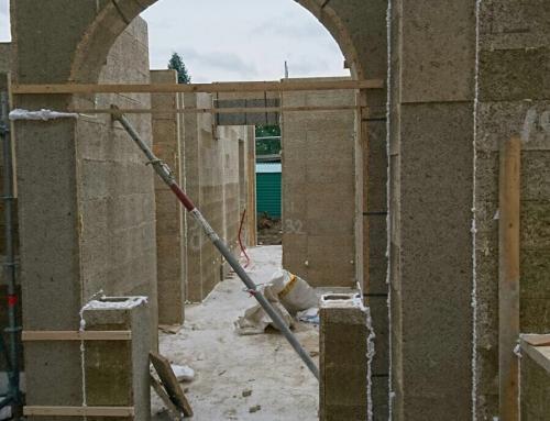 Update: Nieuwbouw woning met Isospan