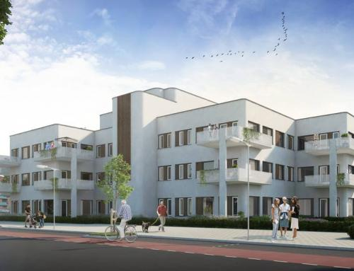 Haafkes transformeert voormalig ABN pand in Enschede tot luxe appartementen