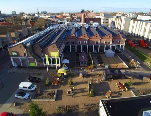 Transformatie Performance Factory gebouw Zuid, Enschede