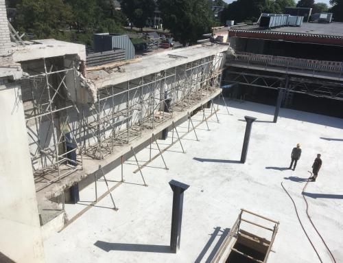 Vorderingen grote renovatie in Doetinchem