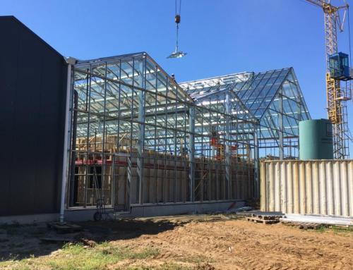 Update nieuwbouw Schoneveld Breeding
