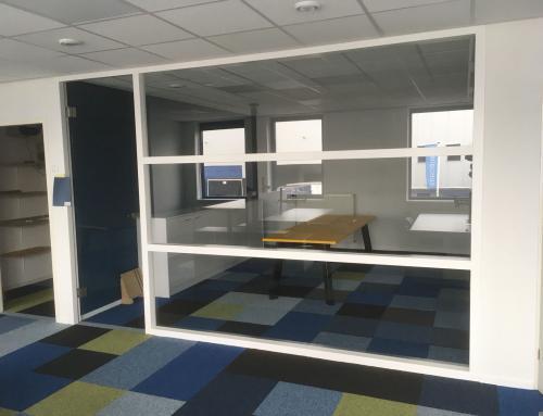 Succesvolle renovatie kantoorpand DSS Service B.V. in Goor