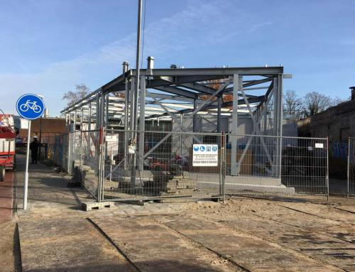 Update nieuwbouw Decentrale Energie Centrale (DEC) in Hengelo