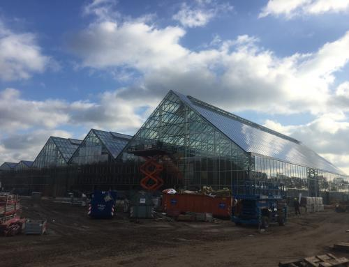 Oplevering Schoneveld Breeding in Wilp