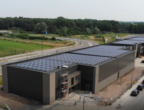 Nieuwbouw 4 bedrijfshallen, Deventer