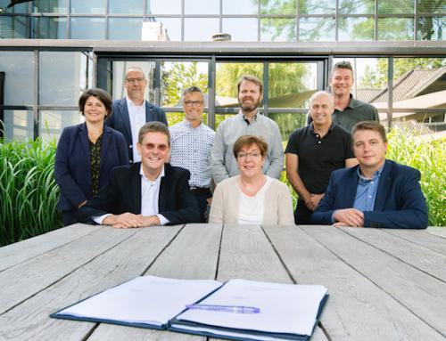 Haafkes bouwt nieuwe sporthal in Burgum