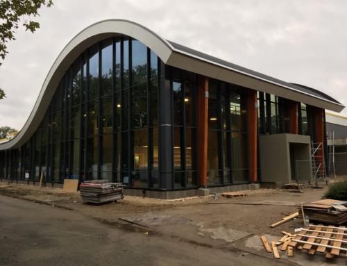 Update: Nieuwbouw en renovatie Twentebad Hengelo