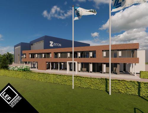 Uitbreiding Zeton International Inc. in Enschede