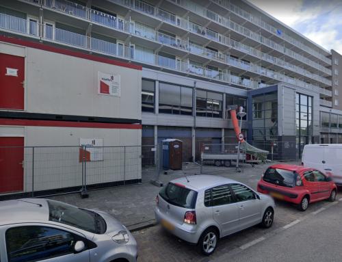Grootschalige verbouwing 21 appartementen, Amsterdam