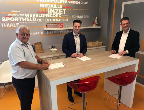 Haafkes bouwt exclusieve en duurzame turnhal voor topsporters in Heerenveen