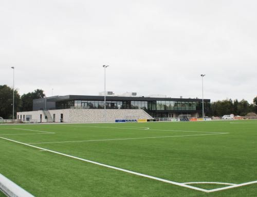 Sportcomplex Nije Westermar opgeleverd