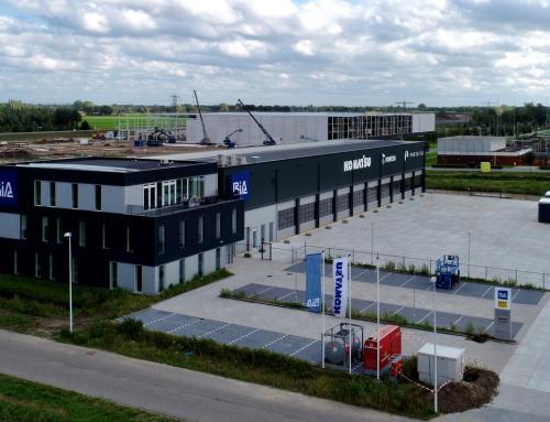 Nieuwbouw kantoorpand met werkplaats BIA, Apeldoorn