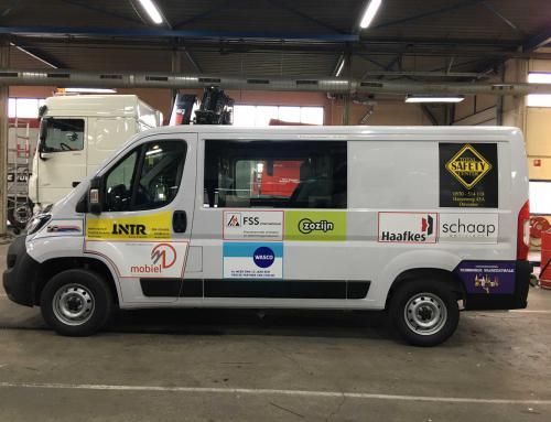 Nieuwe bus voor Stichting Zozijn