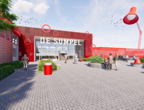 ROC van Twente, locatie De Sumpel in Almelo